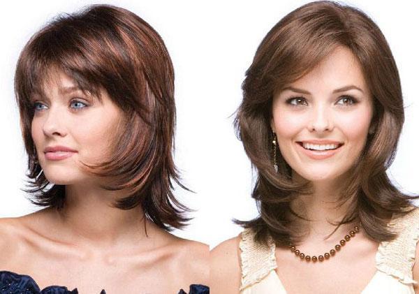 Женская стрижка дебют на короткие, средние, длинные волосы (с фото, видео)