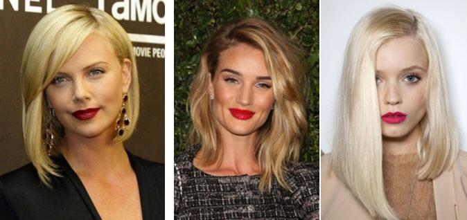 Стрижка каскад на средние волосы 2019 – 2020: вид спереди и сзади, фото