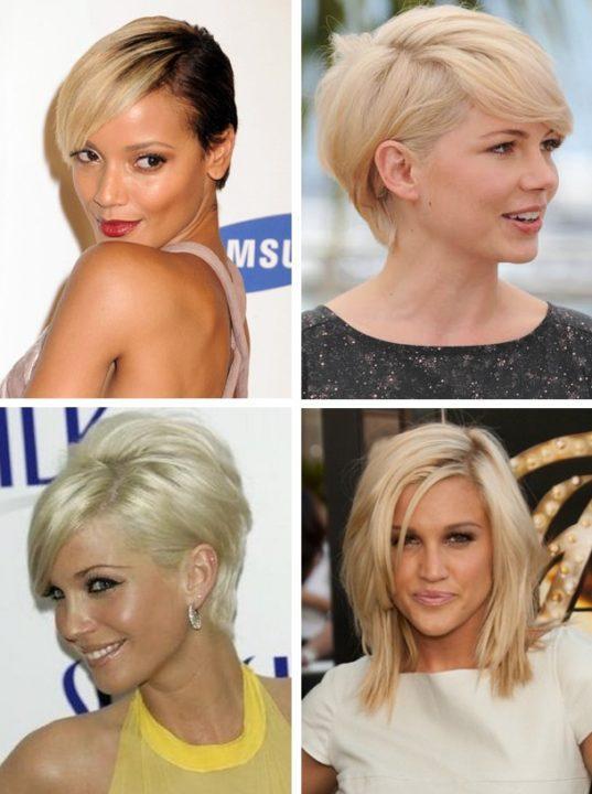 Стрижки по форме лица для женщин старше 30, 40, 50 лет. Фото причесок, как подобрать для девушек с короткими, средними, длинными волосами