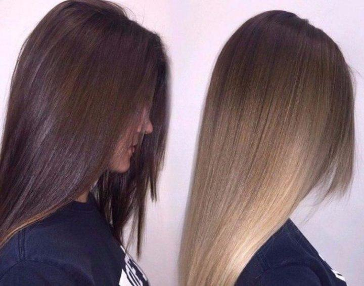Alles was Sie über Haaraufhellung wissen müssen (47 Fotos) alles, über, haaraufhellung, wissen, müssen