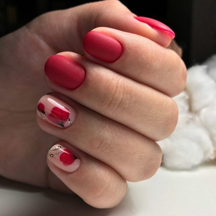 Какая форма ногтей в моде