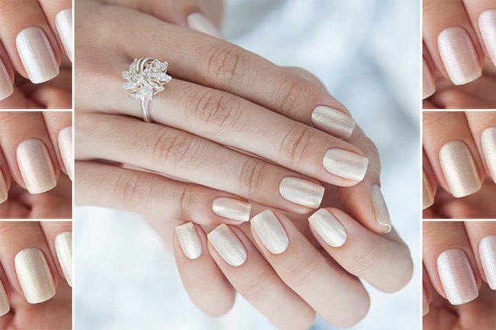 Френч на ногтях с втиркой: самые красивые и модные варианты дизайна