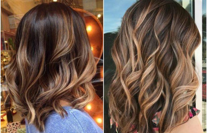 Калифорнийское мелирование волос: фото ДО и ПОСЛЕ | 851x1326