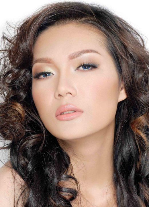 макияж для азиаток триллер