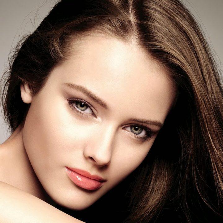 Естественный макияж губ