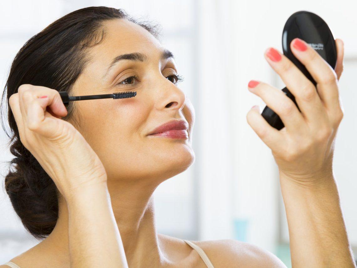 Lancome lash idole mascara review all day wear test